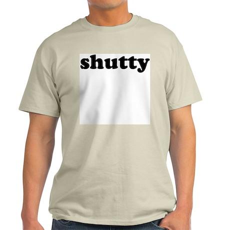 Shutty Ash Grey T-Shirt