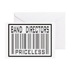 BandDirectorsPricelessT Greeting Card
