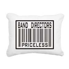 BandDirectorsPricelessT Rectangular Canvas Pillow