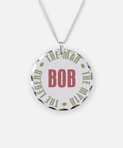 Bob The Man The Myth The Leg Necklace
