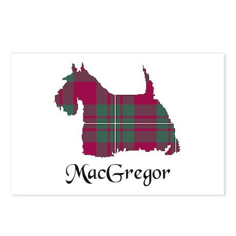 Terrier - MacGregor Postcards (Package of 8)
