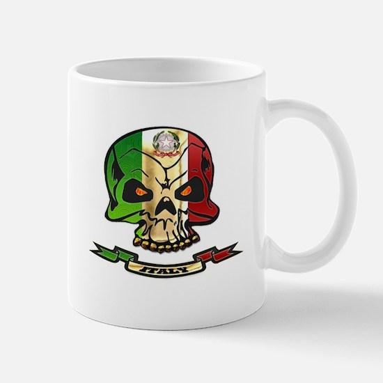 Italy Skull Mugs
