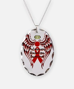 Pulmonary Embolism Survivor Necklace
