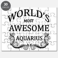 World's Most Awesome Aquarius Puzzle