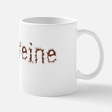 I Heart Caffeine Mug