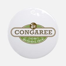 Congaree National Park Ornament (Round)