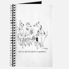 Try the Flea Dip Journal