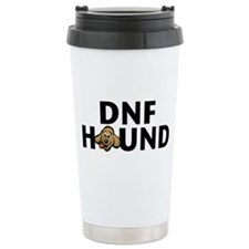 DNF hound logo Travel Mug