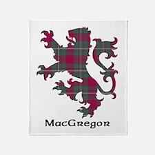 Lion - MacGregor Throw Blanket