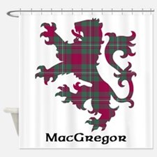 Lion - MacGregor Shower Curtain