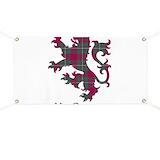 Clan macgregor tartan Banners