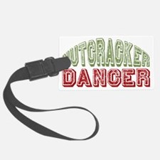 NutcrackerDancer Luggage Tag