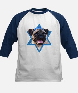 Hanukkah Star of David - Pug Tee