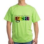 GSA Classic Green T-Shirt