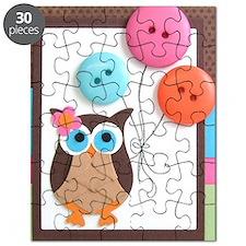 Crafty Owl Puzzle