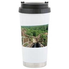 Kings Island Beast Roller Coast Travel Mug
