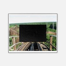Kings Island Beast Roller Coaster Vi Picture Frame
