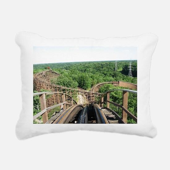 Kings Island Beast Rolle Rectangular Canvas Pillow