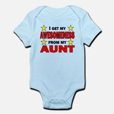 Awesomeness From My Aunt Body Suit