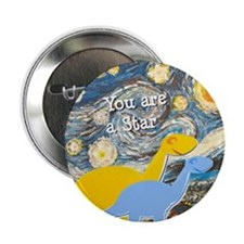 """You are a Star Dinosaurs 2.25"""" Button"""