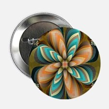 "Flowers Please 2.25"" Button"