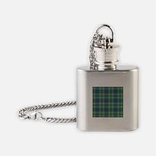 Tartan - Duncan Flask Necklace