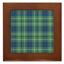 Tartan - Duncan Framed Tile