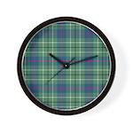 Tartan - Duncan Wall Clock