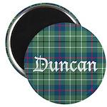 Tartan - Duncan Magnet