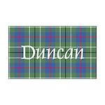 Tartan - Duncan 35x21 Wall Decal