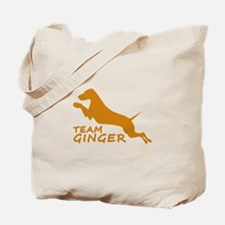 Tote Bag - Team Ginger