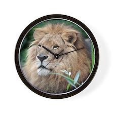 Lion010 Wall Clock