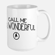 Call Me Mr. Wonderful Mug