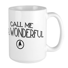 Call Me Mr. Wonderful Mug