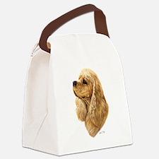Cocker Spaniel (American) Canvas Lunch Bag
