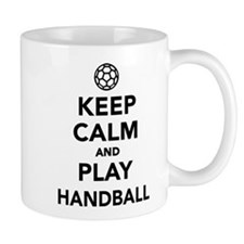 Keep calm and play Handball Mug
