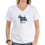 Terrier - Duncan Women's V-Neck T-Shirt