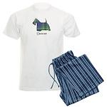 Terrier - Duncan Men's Light Pajamas