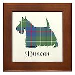 Terrier - Duncan Framed Tile