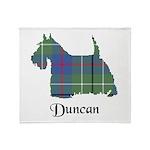 Terrier - Duncan Throw Blanket