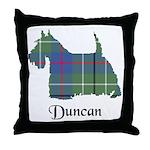 Terrier - Duncan Throw Pillow