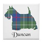 Terrier - Duncan Tile Coaster