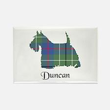 Terrier - Duncan Rectangle Magnet
