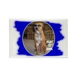 PLAY IT COOL (PIMP DAWG) Rectangle Magnet (10 pack