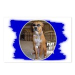 PLAY IT COOL (PIMP DAWG) Postcards (Package of 8)