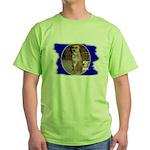 PLAY IT COOL (PIMP DAWG) Green T-Shirt