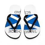 Tannochside Scotland Flip Flops
