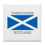 Tannochside Scotland Tile Coaster