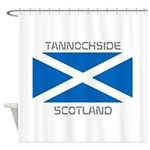 Tannochside Scotland Shower Curtain