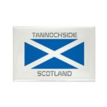 Tannochside Scotland Rectangle Magnet (10 pack)